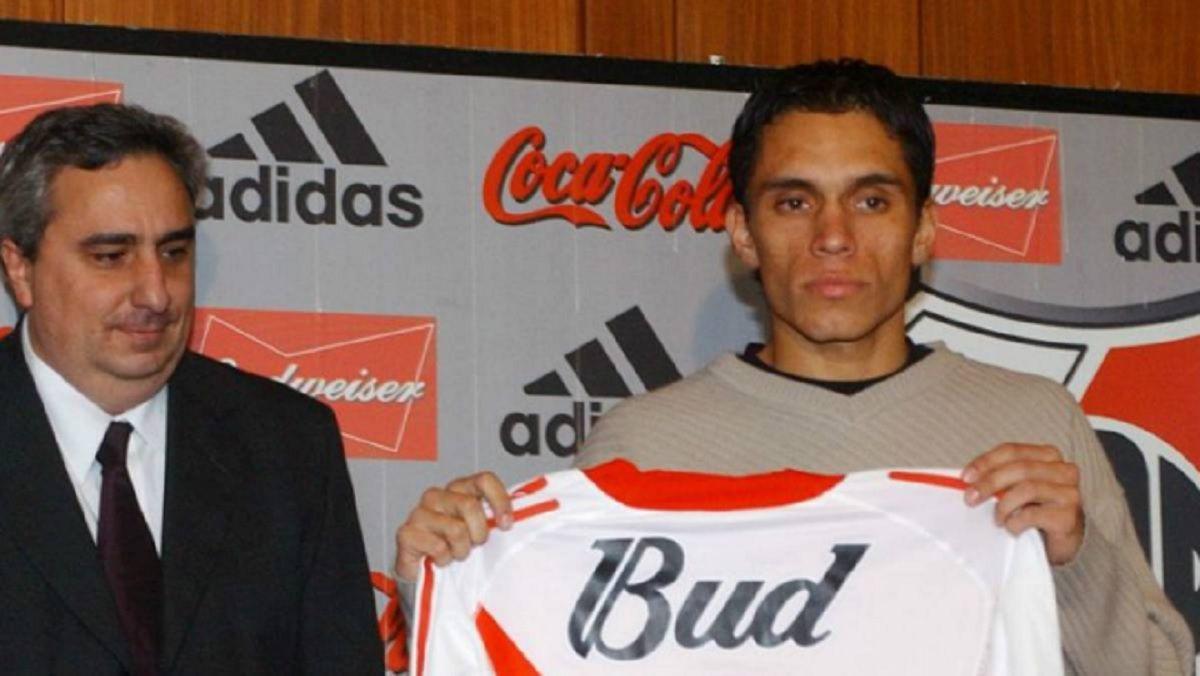Kilian Virviescas, ex River y San Lorenzo, sufrió un infarto cerebral