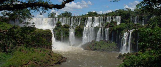 Cataratas de Iguazú, Misiones
