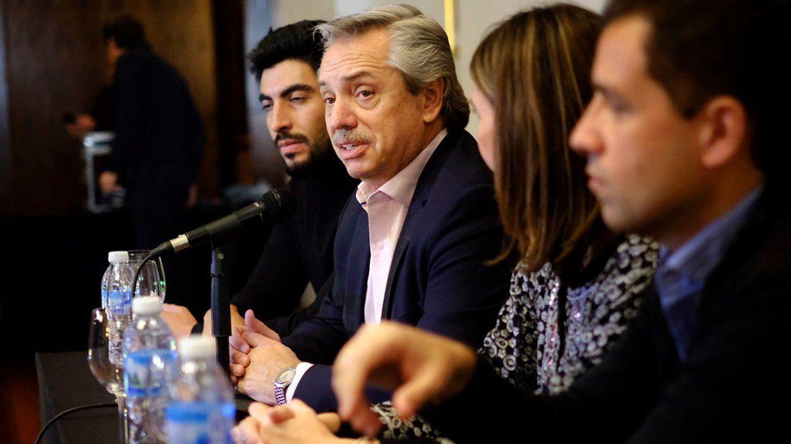 Alberto Fernández: Si los argentinos quieren pobreza y ajuste, que voten a Macri