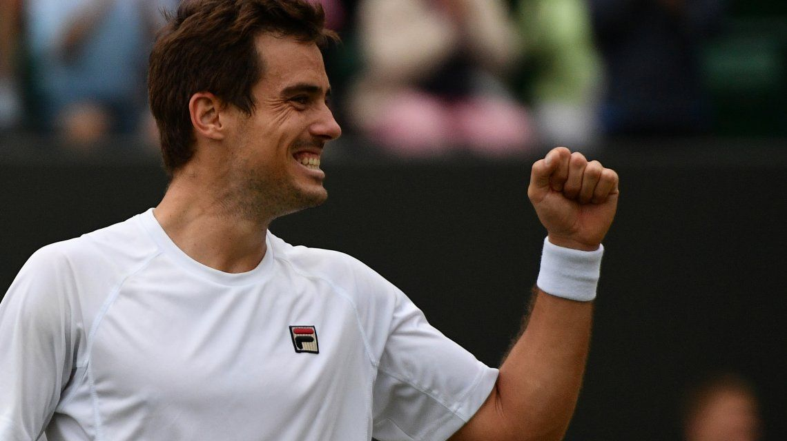 Guido Pella - Roberto Bautista Agut: horario y TV de los cuartos de final de Wimbledon