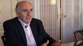 A los 81 años, murió el ex presidente Fernando De la Rúa