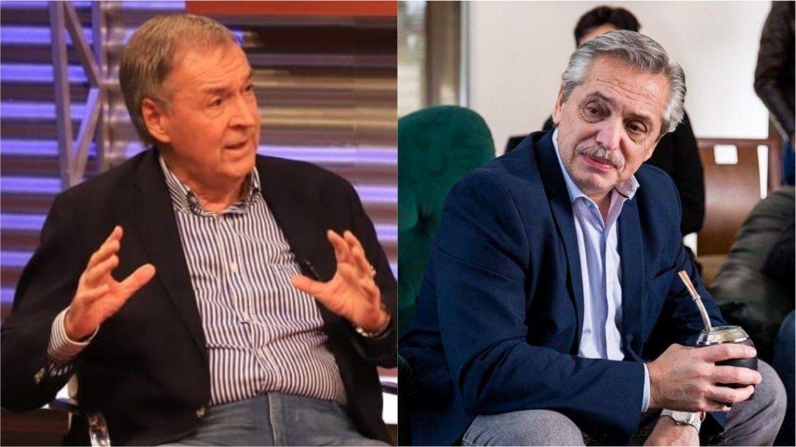 Schiaretti recibirá a Alberto Fernández en Córdoba