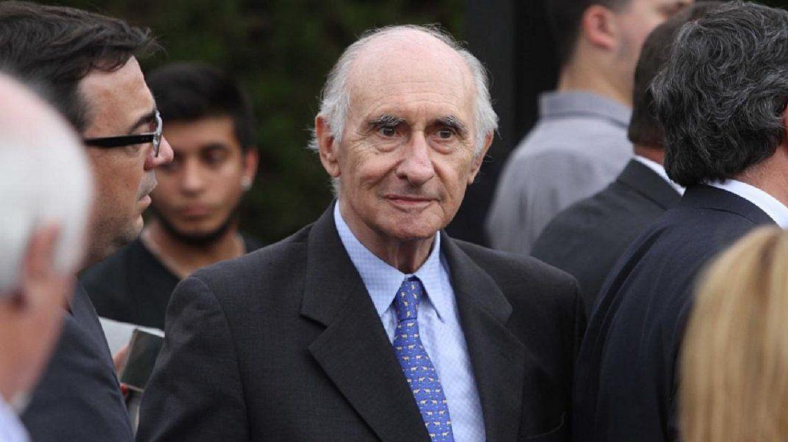 La Corte Suprema le concedió a De la Rúa su jubilación como presidente