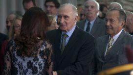 Cristina Kirchner expresó sus condolencias a los familiares y amigos de De la Rúa
