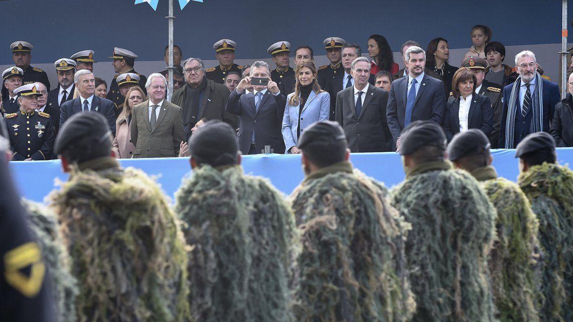 FOTOS: Las imágenes del desfile militar por el Día de la Independencia