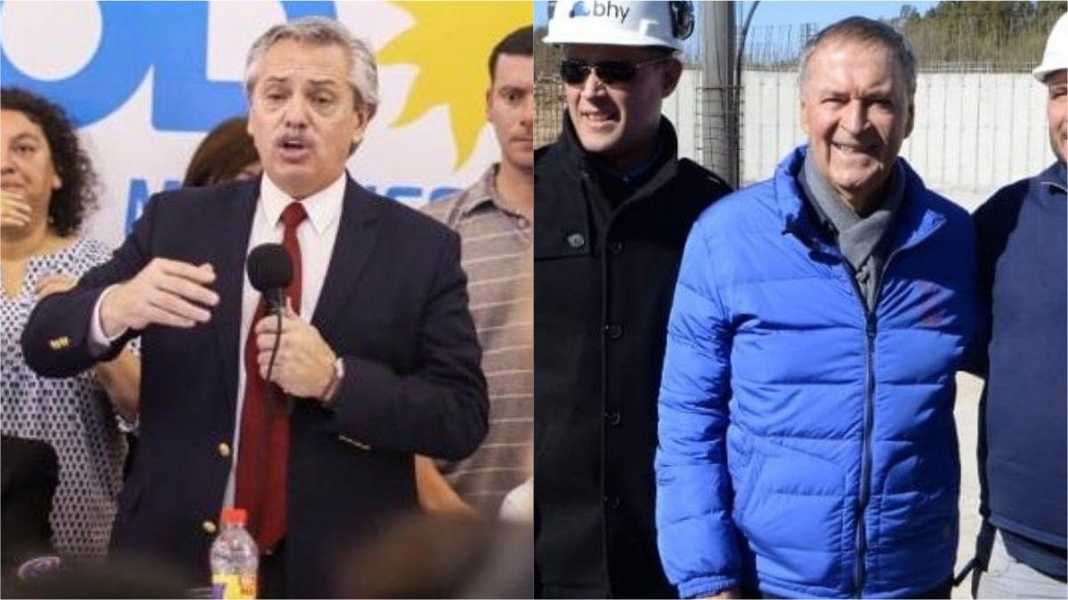 Alberto Fernández visita Córdoba y se reunirá con el gobernador Juan Schiaretti