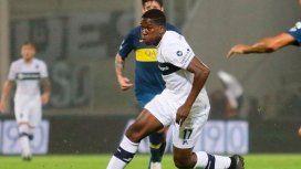 Hurtado, el delantero que generó una disputa entre Boca, Genoa y Táchira