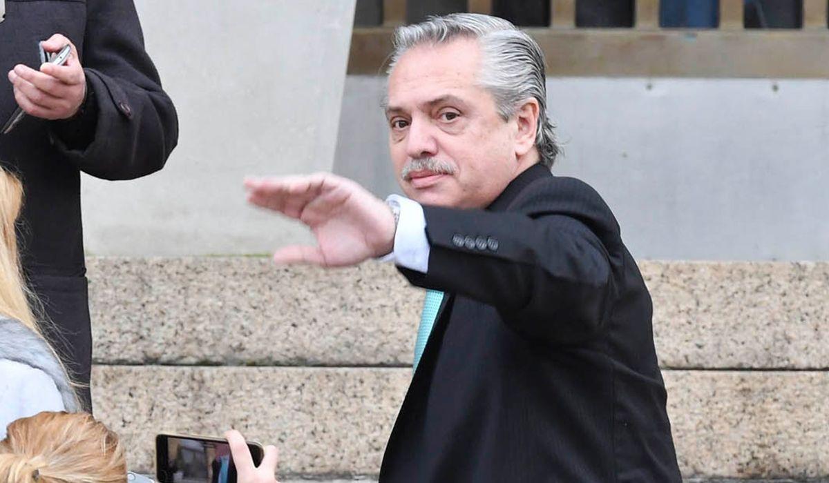 Alberto Fernández declaró en la causa por el memorándum con Irán