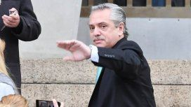 Alberto Fernández declaró por el Pacto con Irán: Alguien que opina no es un testigo