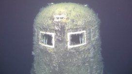 Alarma por una posible fuga radioactiva de un submarino soviético
