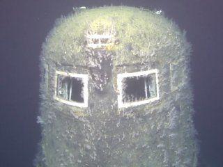 alarma por una posible fuga radioactiva de un submarino sovietico