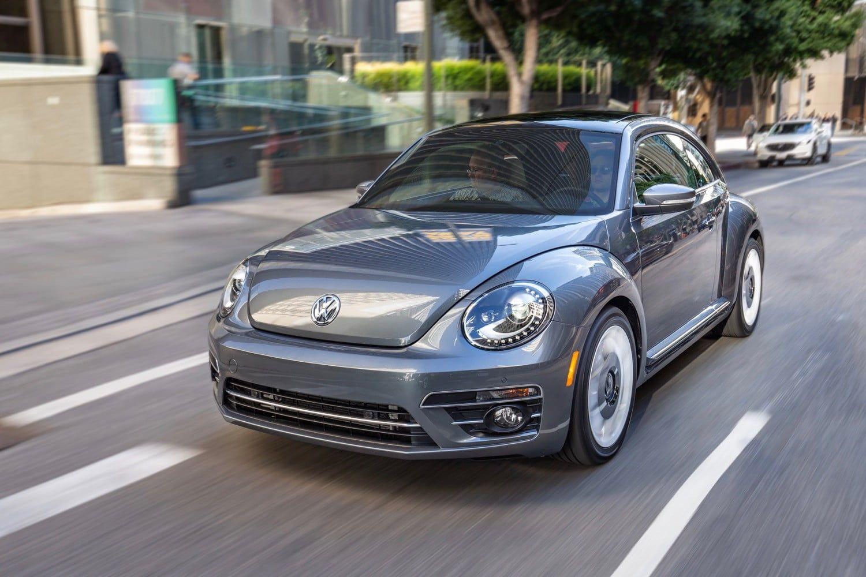 La segunda muerte del escarabajo: VW dejó de producir su icónico Beetle
