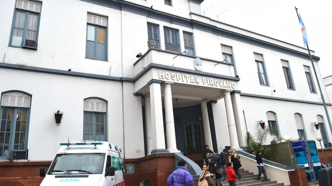 Un hombre en situación de calle murió por hipotermia en el Hospital Pirovano