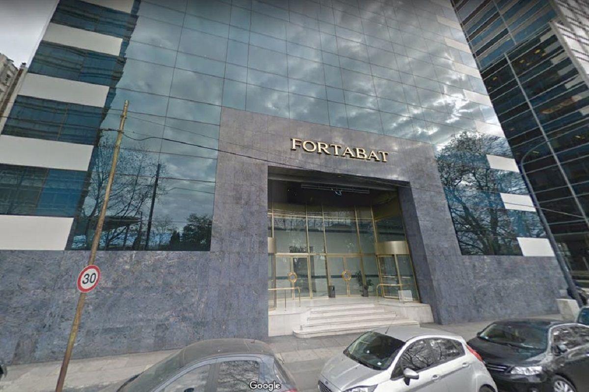 Escape de gas en el edificio Fortabat: 10 personas fueron trasladadas