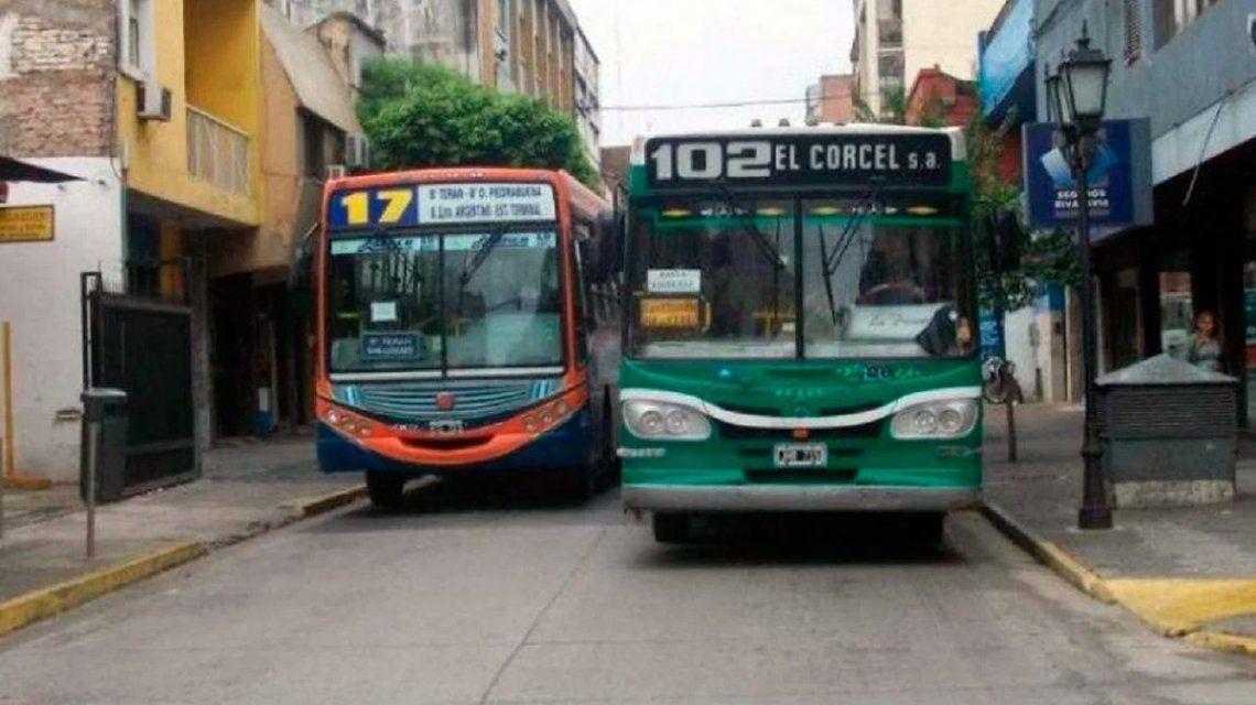 Paro de transporte del 12 de julio: ¿qué provincias no tendrán colectivos el viernes?