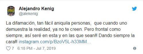 Piden la captura internacional de Alejandro Kenig por tráfico de camionetas