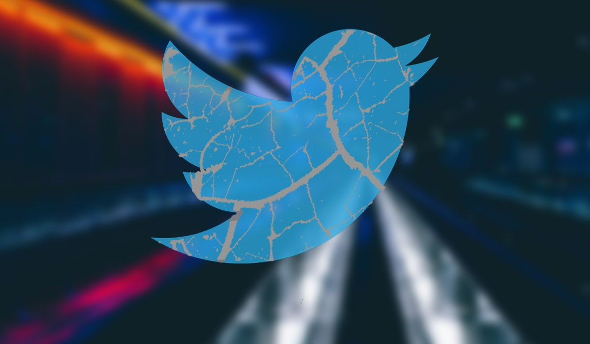 Ahora se cayó Twitter
