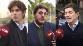 Hasta la puerta del cementerio: referentes macristas rechazaron los dichos de Aguad sobre Rico