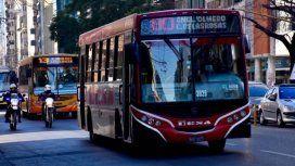 Comenzó el paro de transporte: no hay colectivos en el interior del país
