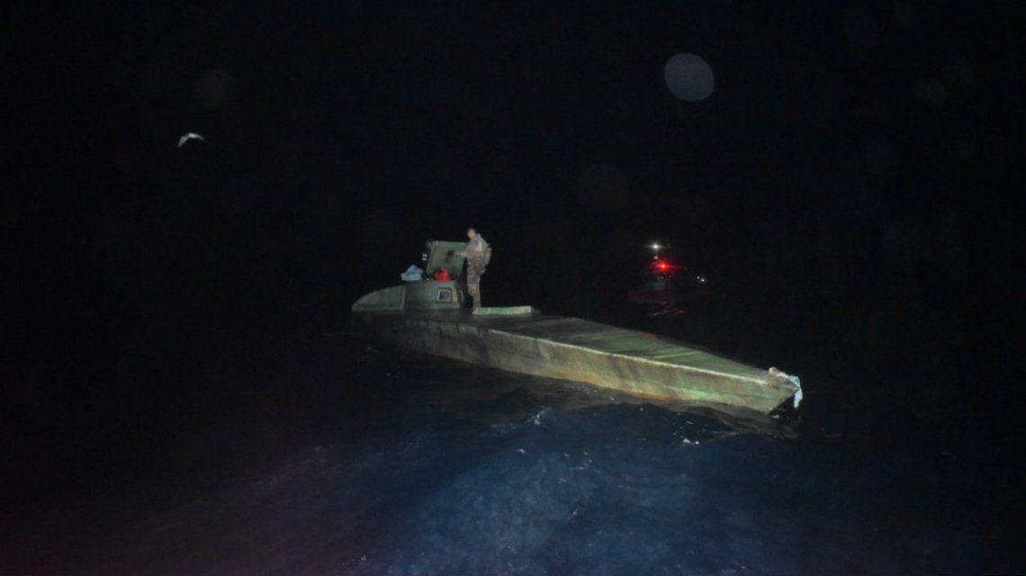 La Guardia Costera de Estados Unidos atrapó un submarino narco en el Pacífico
