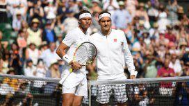 El español aventaja 24-16 ahora al suizo en enfrentamientos entre sí (foto: Wimbledon)