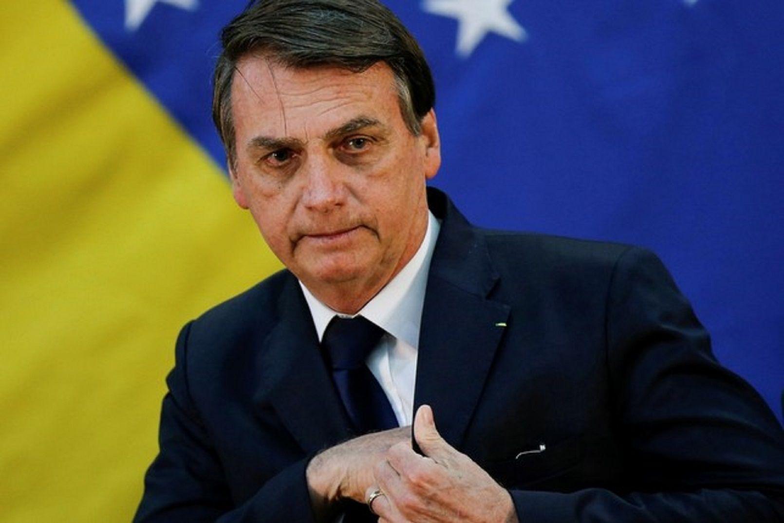 Bolsonaro bajó a su vicepresidente de la asunción de Alberto Fernández