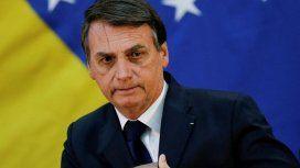 Jair Bolsonaro criticó a Alberto por su visita a Lula: Desconoce lo que pasa en Brasil