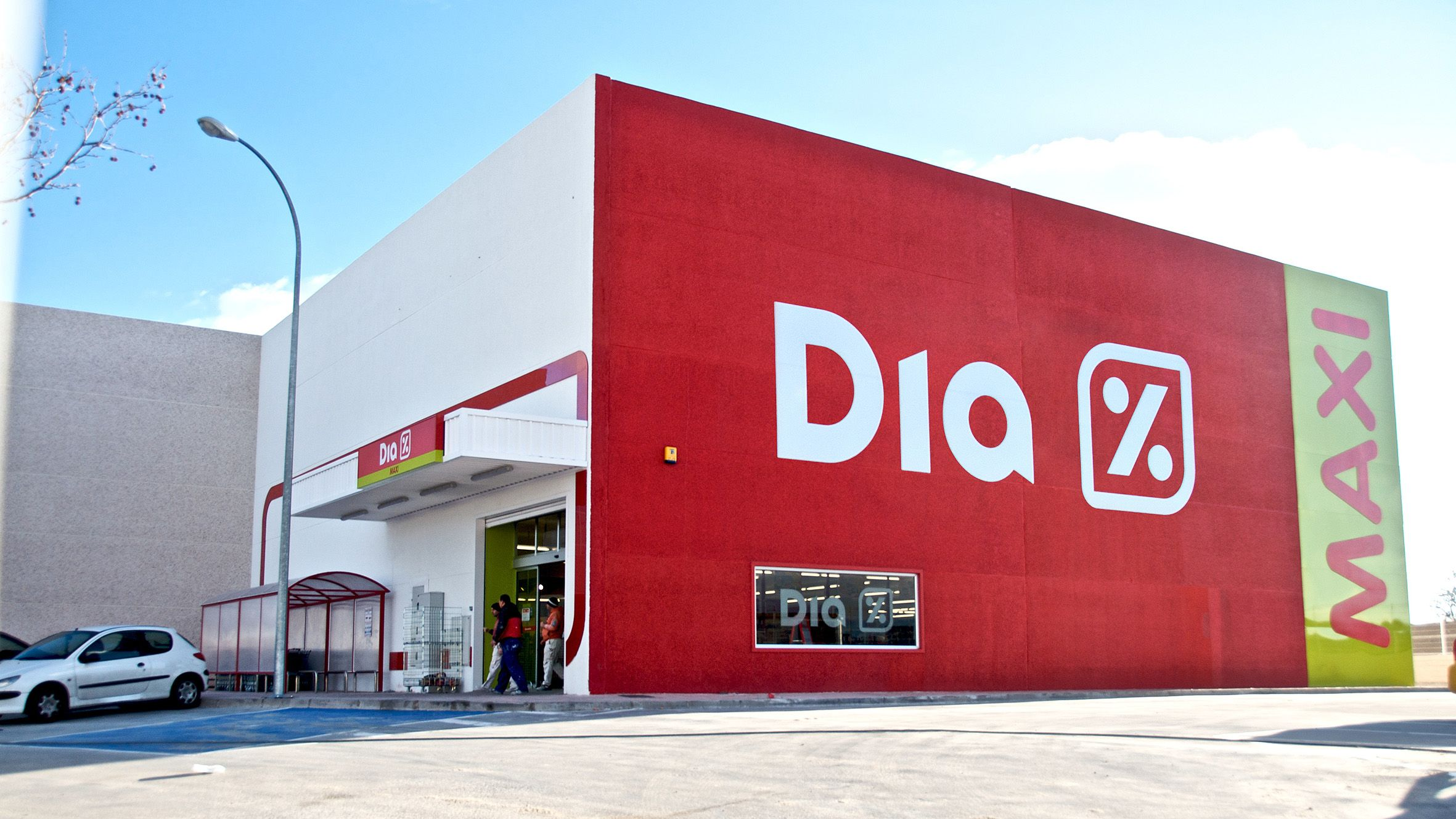 Supermercados Día