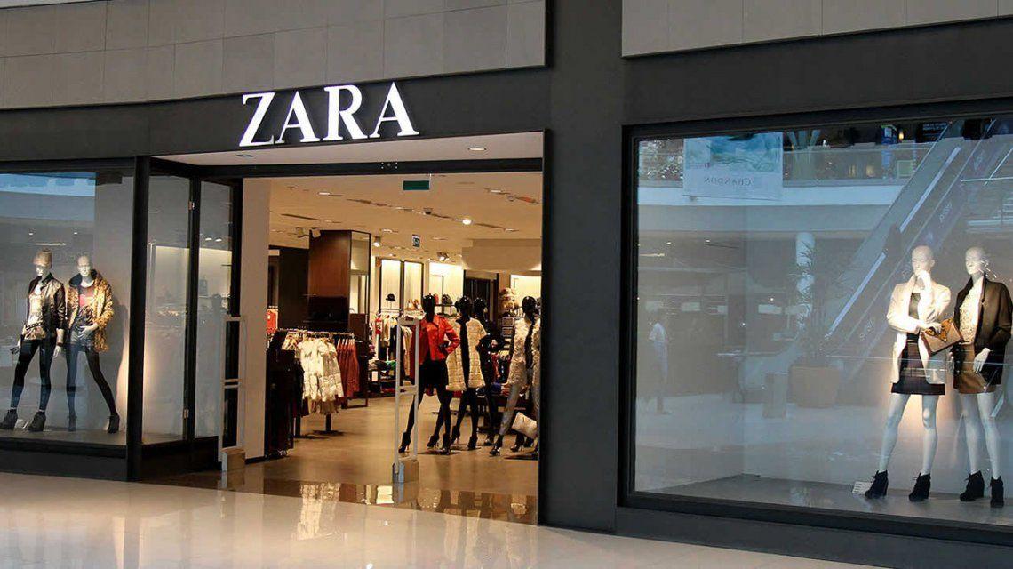 Zara dice que Argentina es un país hiperinflacionario