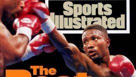 Murió atropellado el ex campeón Pernell Whitaker