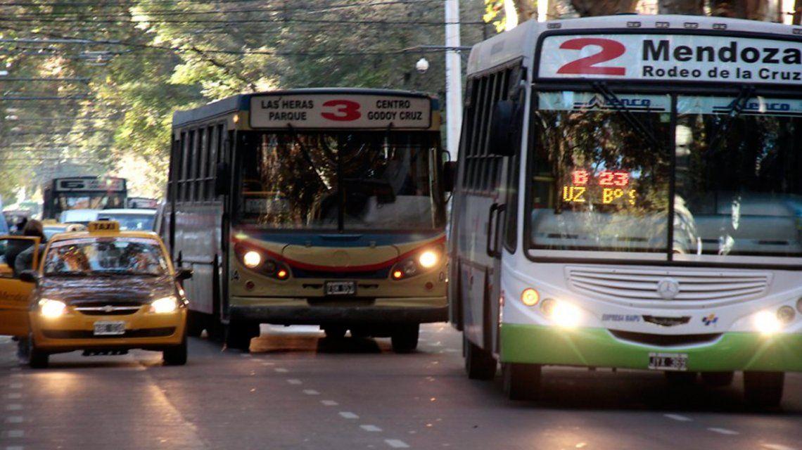 Paro de transporte en el interior: ¿qué provincias no tendrán colectivos jueves y viernes?