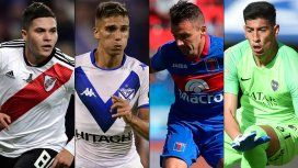 Premios Superliga: se eligió el equipo ideal del último torneo