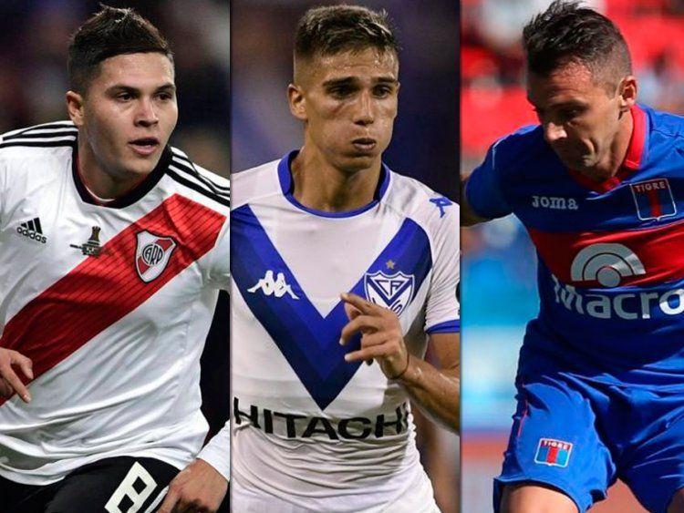 Los mejores del país: así quedó el equipo ideal de la última Superliga