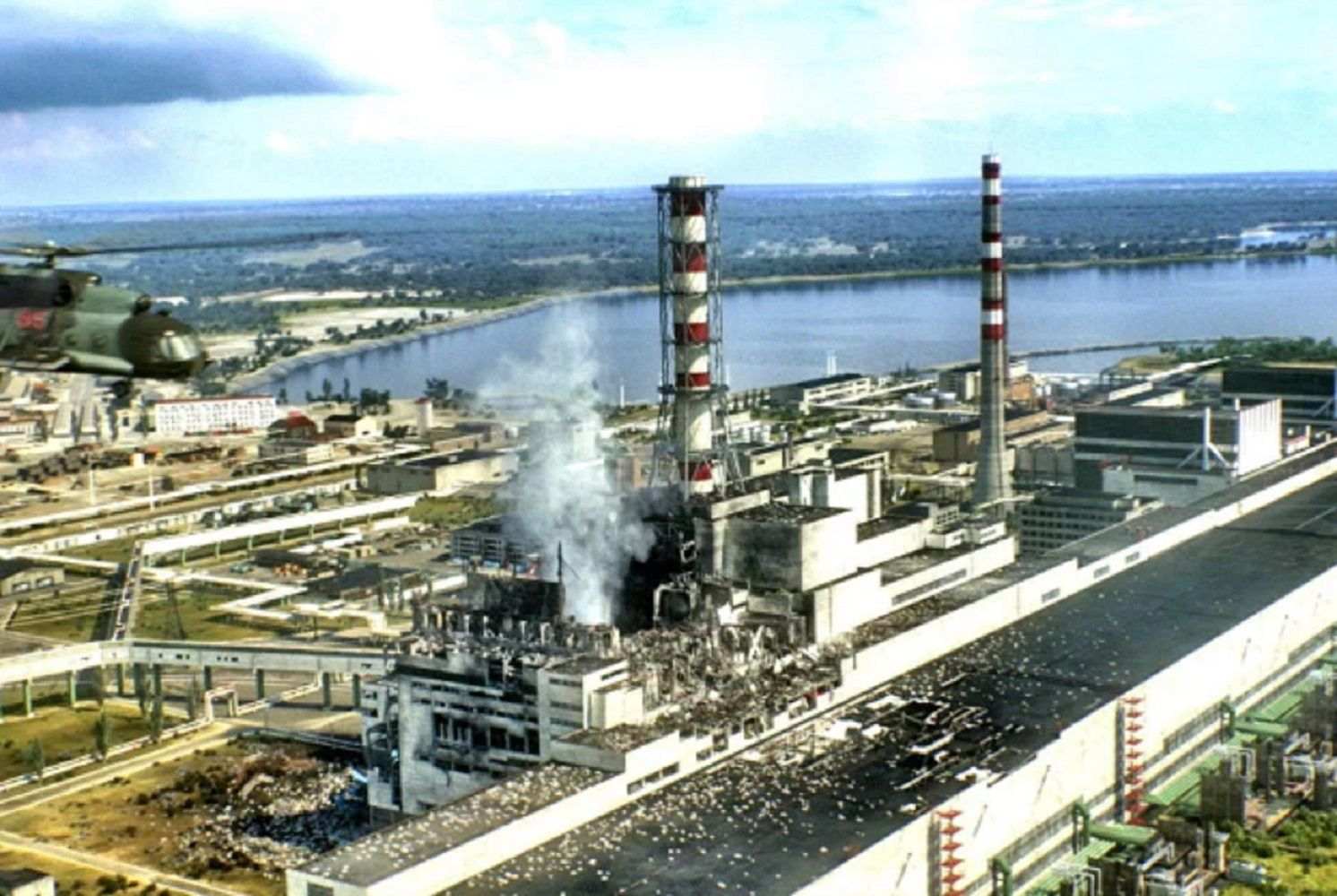 Un trabajador de Chernobyl se quitó la vida después de mirar la serie