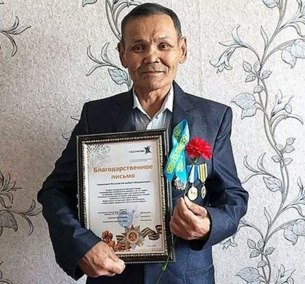Zhusupov, fue uno de los hombres que participó en las tareas tras la explosión del reactor.
