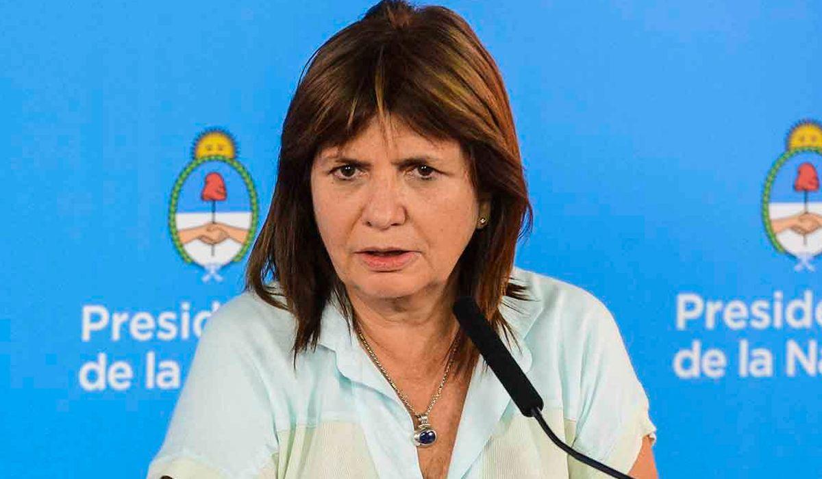 Polémica: Patricia Bullrich dice que el abandono de persona es para los compañeros de Santiago Maldonado
