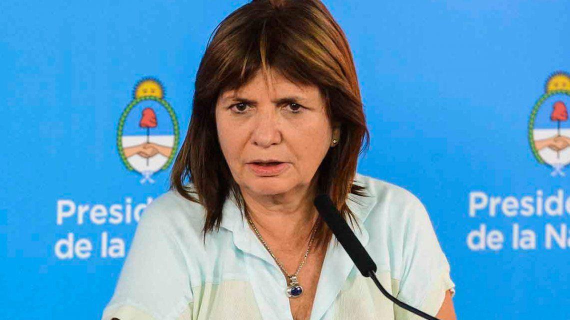 Patricia Bullrich desmintió a Clarín: Pase lo que pase no me voy del país
