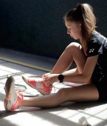 Tiene 14 años y dejó el colegio para poder entrenar: Iona Gualdi, la atleta argentina más joven en los Panamericanos