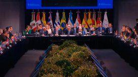 Macri chicaneó a Bolsonaro con el VAR en plena cumbre del Mercosur