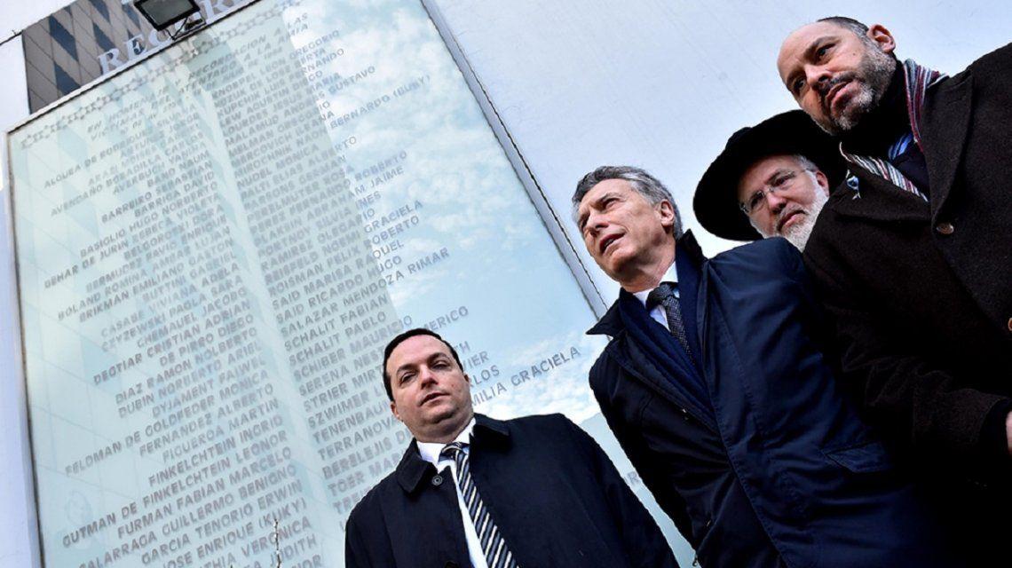 Mauricio Macri encabezará un homenaje a las víctimas de la AMIA a 25 años del atentado
