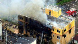 Un incendio intencional en Japón dejó casi 30 muertos