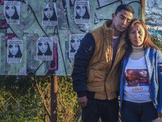 Alejandra, la mamá de Roxana y su hermano