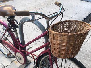 video: asi robaron una bicicleta a metros de una de las avenidas mas transitadas de la ciudad
