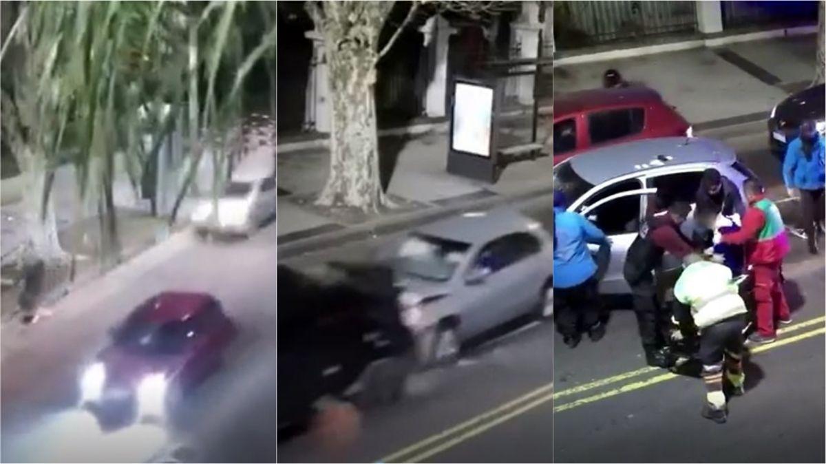 Otro video complica más al conductor alcoholizado que atropelló a un ciclista