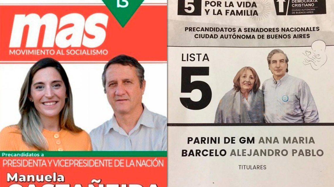 La jueza prohibió que las boletas electorales contengan símbolos en relación al aborto