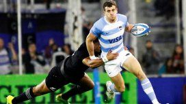 Los Pumas vs All Blacks: horario