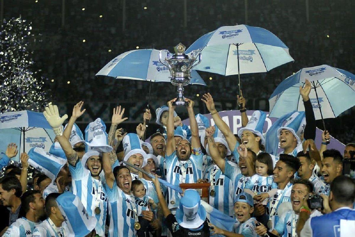 Racing vs Boca Unidos por Copa Argentina: horario, TV y formaciones