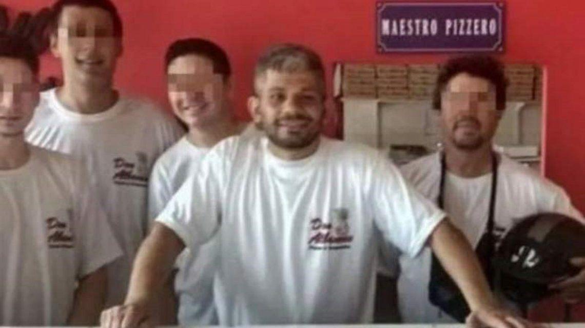 Adrián Albanese tenía 40 años