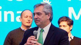 Alberto Fernández y su promesa a los jubilados: El Estado va a subsidiar los medicamentos