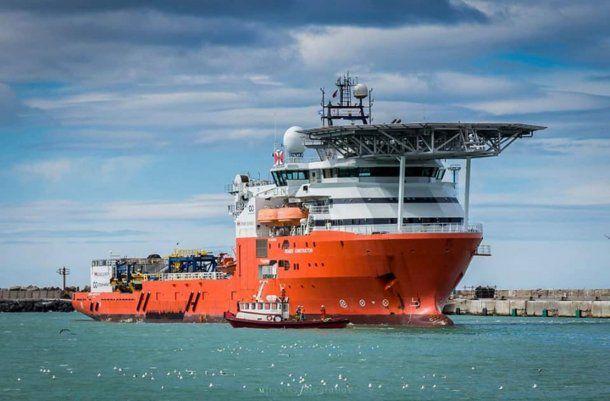 El Seabed Constructor es el buque que encontró al Ara San Juan.